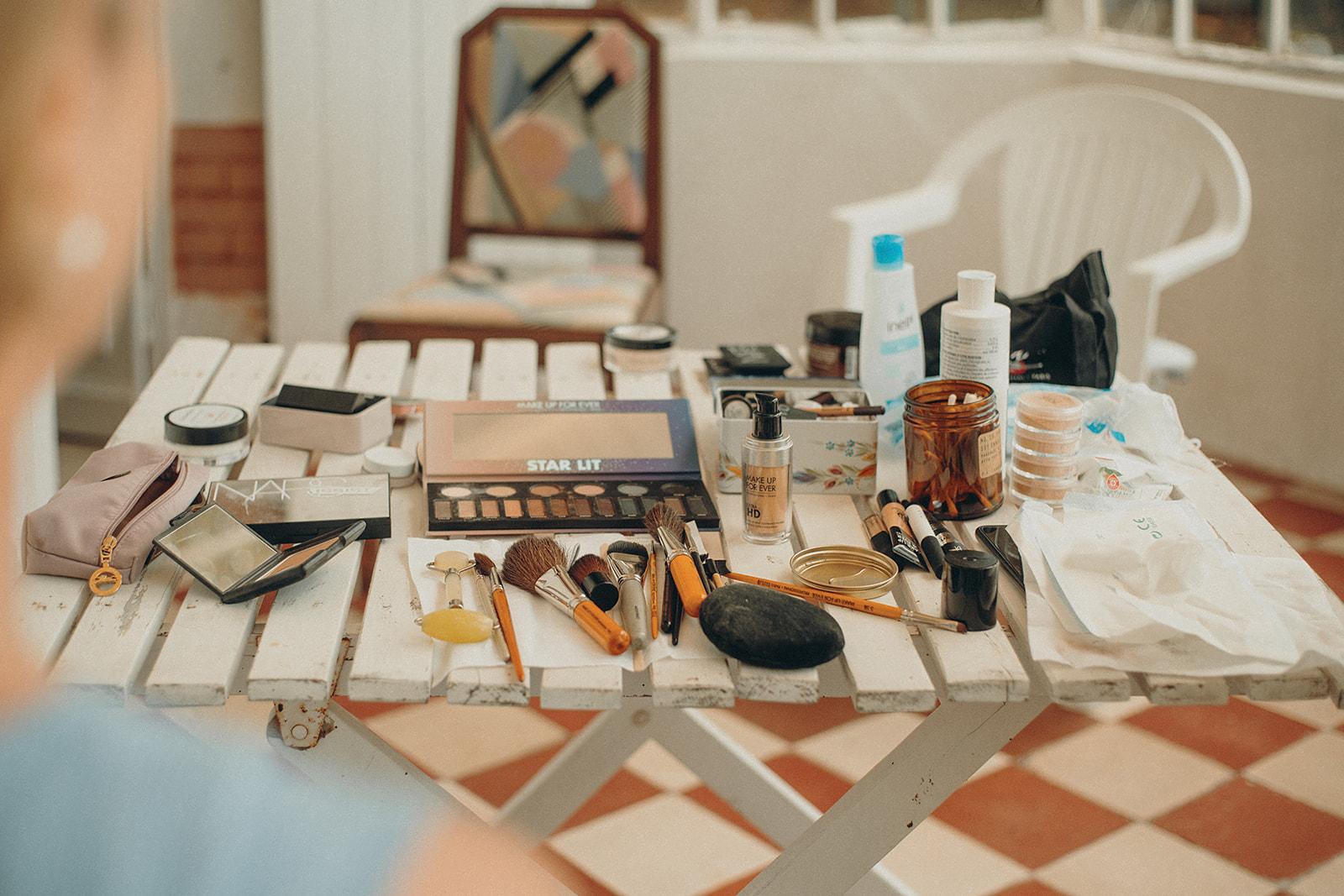 Le maquillage pour les fêtes et les évènements !